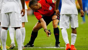 FIFA'ya 100 milyon dolarlık 'sprey' davası