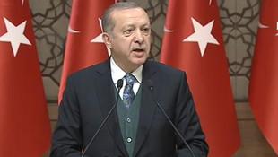 Erdoğan'dan Trump'a: Türkiye'nin iradesini dolarla satın alamazsınız