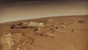 Mars'ta yaşam var mı ? Kızıl gezegenin büyük sırrı çözüldü !