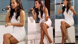 Ünlü şarkıcı Enver Cenk Şahin'le aşk yaşıyor