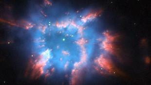 NASA görüntüledi ! 11 bin ışık yılı uzakta...