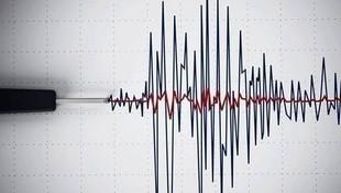 İzmir'de korkutan deprem ! Yine sallandı...
