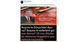 AK Partili Başkan hilafetin geldiğini ilan etti