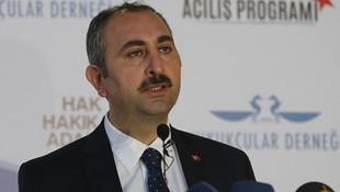 Adalet Bakanı Gül'den CHP'li isme sert sözler