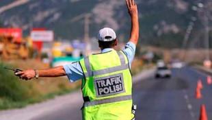 2018'in zamlı trafik cezaları belli oldu