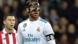 Sergio Ramos tarihe geçti