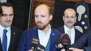 Bilal Erdoğan: ''Dünyada çok yanlış ve dengesiz...''