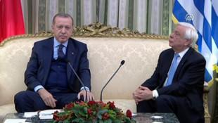 Erdoğan'ın tarihi ziyaretinde Lozan anlaşması çıkmazı