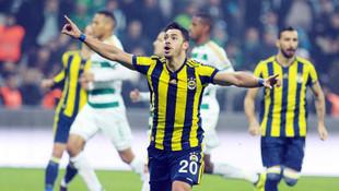Bursaspor - Fenerbahçe: 0-1