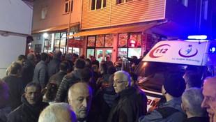 50 kişilik grup kahvehane bastı !