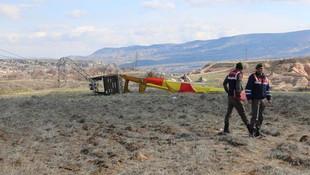 Kapadokya'daki balon kazasının sırrı !