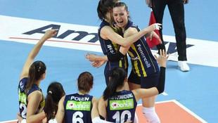 Fenerbahçe finale yükseldi !