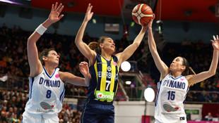 Fenerbahçe finalde kaybetti