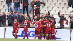 Bandırmaspor Göztepe'yi 3-1 mağlup etti