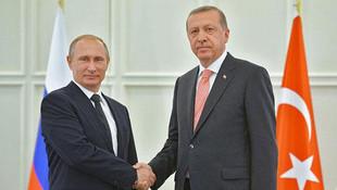 Putin'den Erdoğan'a referandum tebriği