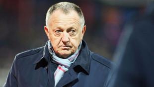 Lyon Başkanı Aulas'tan flaş Beşiktaş açıklaması