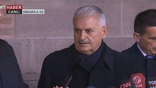 Başbakan'dan CHP'nin Danıştay hamlesine jet cevap