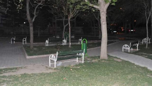 Parkta dehşet: 1 genç öldürüldü