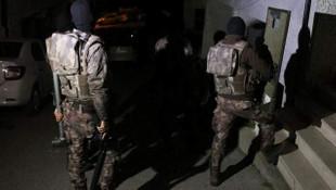 İstanbul'da büyük FETÖ operasyonu; çok sayıda gözaltı var