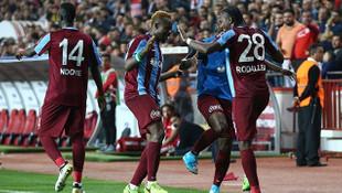 Antalyaspor - Trabzonspor: 0-3