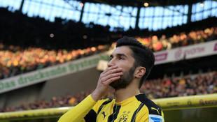 Nuri Şahin sakatlandı