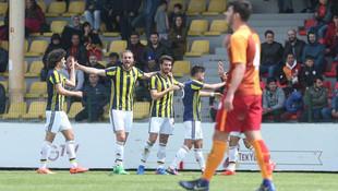 Gençlerin derbisi Fenerbahçe'nin
