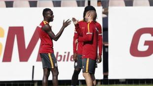 Sneijder'dan Bruma'ya: Fenerbahçe'yi sen yıkacaksın
