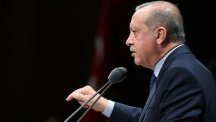 Erdoğan'dan Meclis'te yaşanan tartışma hakkında konuştu