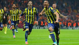 Galatasaray 0 - 1 Fenerbahçe / Maç sona erdi