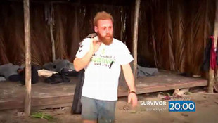 Survivor'da Furkan şoku; ceketini alıp gitti !