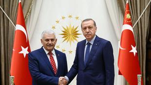 Ankara'yı sarsan iddia: Yıldırım, Erdoğan'a istifasını sundu
