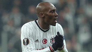 Atiba Beşiktaş'ta bir ilki yaşadı