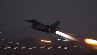 Türk savaş uçakları Sincar'ı vurdu