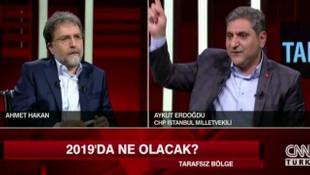 CHP'nin 2019 oy hedefini açıkladı
