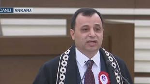 AYM Başkanı Arslan'dan KHK açıklaması