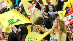 Hizbullahçılar sokağa döküldü