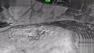 TSK'nın Sincar operasyonundan ilk görüntüler