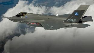 ABD Rusya sınırına F-35 konuşlandırdı