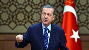 Erdoğan: ''Zarrab babamın oğlu değil ama...''