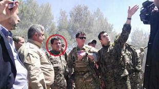 ABD'li komutanın yanındaki isim bakın kim çıktı