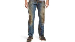 Çamurlu pantolonun fiyatı sosyal medyayı salladı