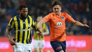 Başakşehir 2 - 2 Fenerbahçe / Maç sona erdi