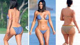 Dünya Kardashian'ın 24 saatteki mucizevi değişimini konuşuyor