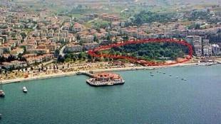 Albatros parkı 160 milyona satılmış
