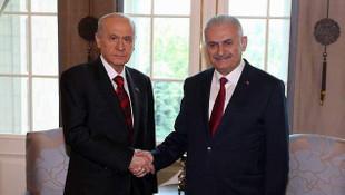 AK Parti - MHP koalisyonu mu geliyor?