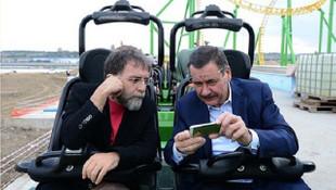 Gökçek ve Ahmet Hakan arasındaki polemik devam ediyor