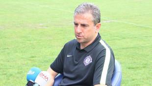 Hamzaoğlu: Önümüzdeki sezonun planlarını yapıyoruz