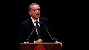 Erdoğan'dan AKPm kararına sert yanıt