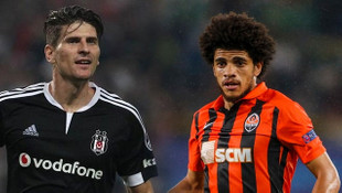 Mario Gomez ve Taison Fenerbahçe'ye