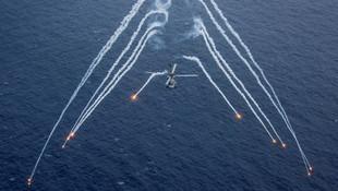 ABD'nin uçak gemisi sıcak bölgede